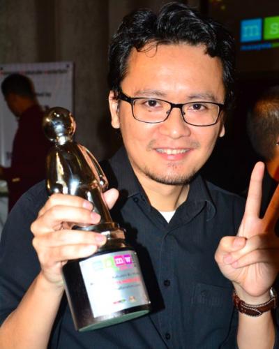 Hafiz Rahim Top Blogger Malaysia