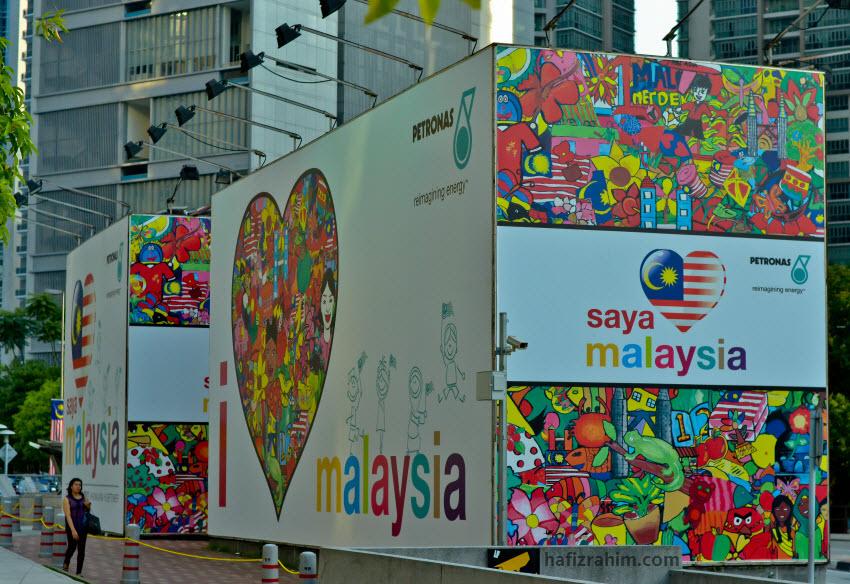 I art you malaysia hafiz rahim for Mural untuk kanak kanak