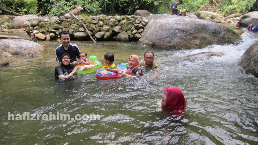 Air terjun Bukit Larut Taiping