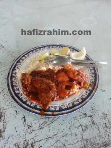 nasi lemak warung muhibbah