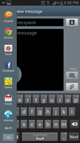 Jellybean 4.1.2_multi windows