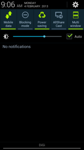 Jellybean 4.1.2_notification panel 1