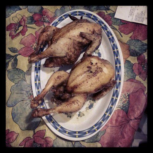 Ayam Golek Sogo
