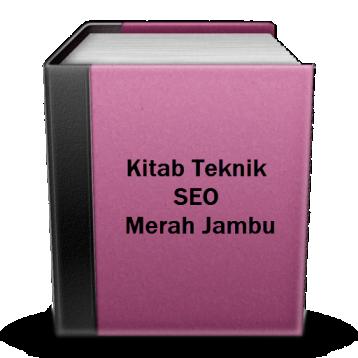 Kitab Teknik SEO Merah Jambu