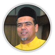 Pengarah Urusan Al-Ikhsan Sport Sdn Bhd