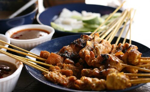 satay raya_tips diet