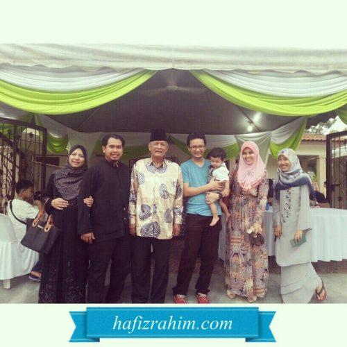 Open House Blogger Azfar9897