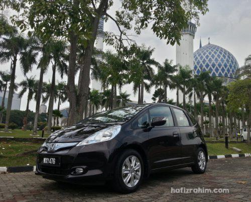 Honda Jazz_Hybrid