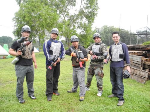 paintball champion