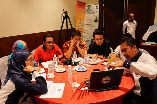 SEDA blogger discussion