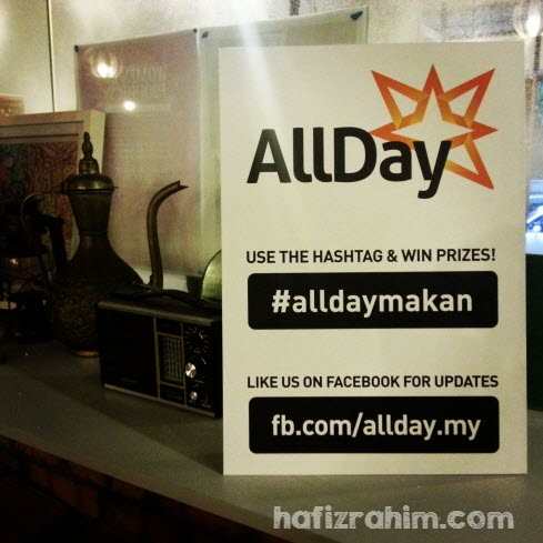 AllDay Media at Mukha Cafe