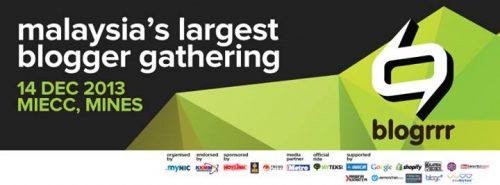 Blogrrr Malaysia's largest blogger gathering