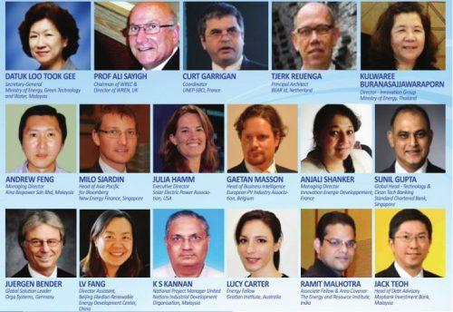 ISES 2014 Speakers