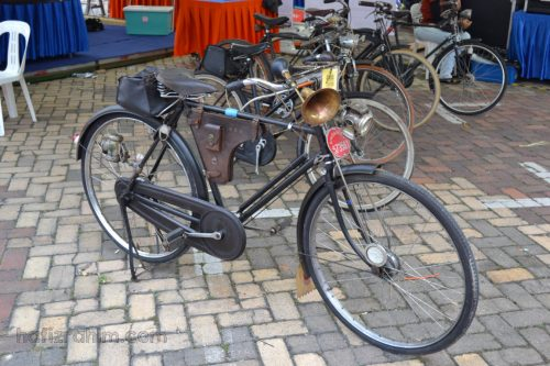 Danga Bay_Creative Fest-basikal lama