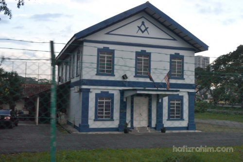 Dewan Freemason Johor