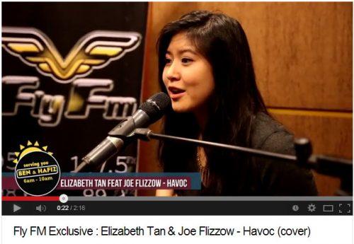 Elizabeth Tan-Youtube star