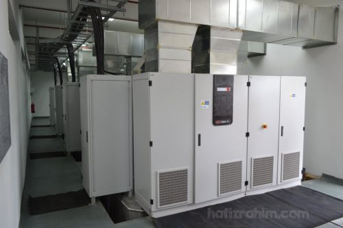 Inverter solar PV