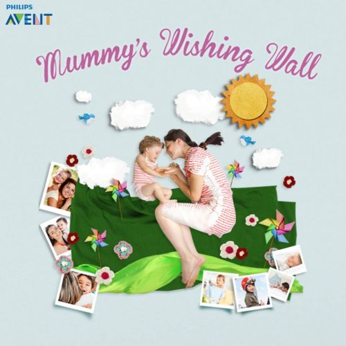 Philips Avent Mummy's Wishing Wall Contest