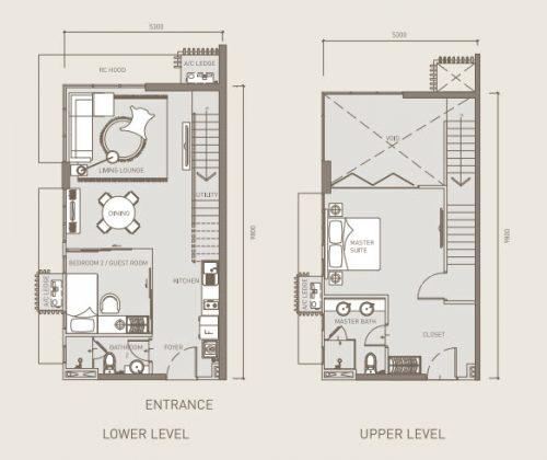 Eclipse Residence-Loft Suites