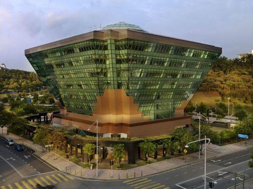 The Diamond Building