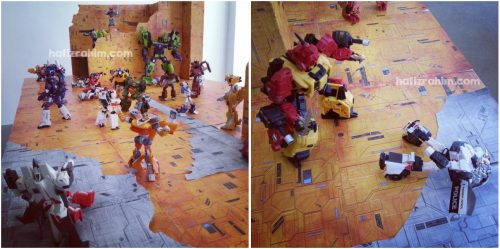 koleksi figura transformers-transmy
