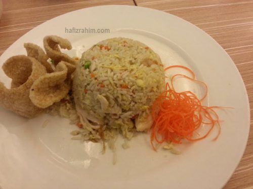 Homst Recipe-Chinese Fried Rice