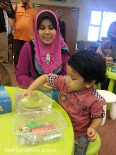 Little Scientists-khair cuba sains