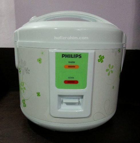 Courts Kajang - philips rice cooker