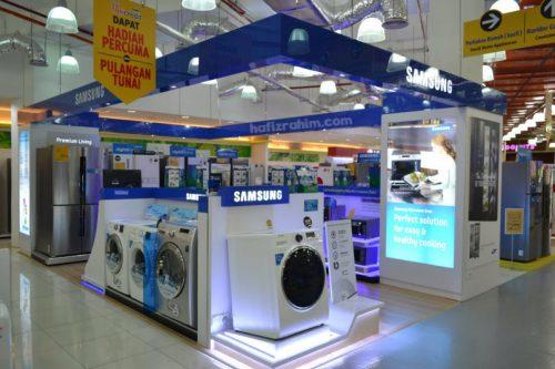 Courts Megastore - Samsung washing machine
