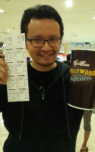 Hafiz Rahim - Transformers 4 Age of Extinction
