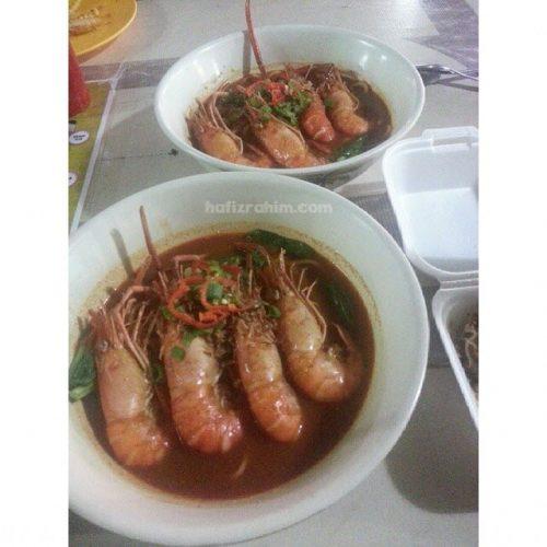 Mee udang galah d'laila-MMA Santai Corner
