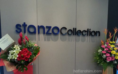 Stanzo collection-opening