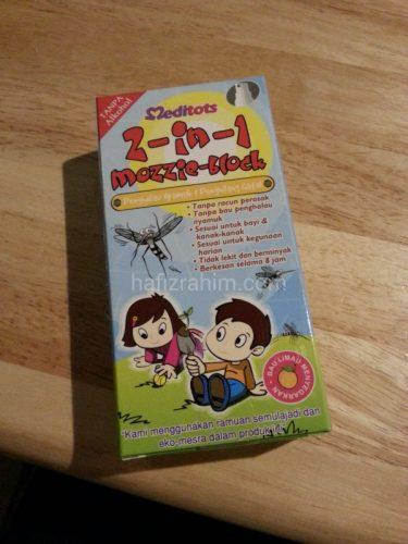 Mosquito repellent-pencegah nyamuk