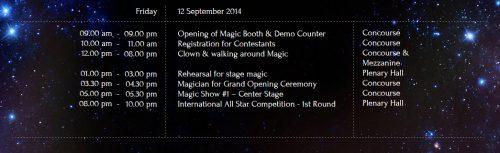 Magic Fest Putrajaya-1st day