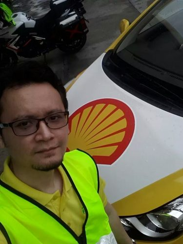 Shell FuelSave Challenge 2014-central region