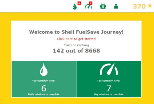 Shell FuelSave Journey