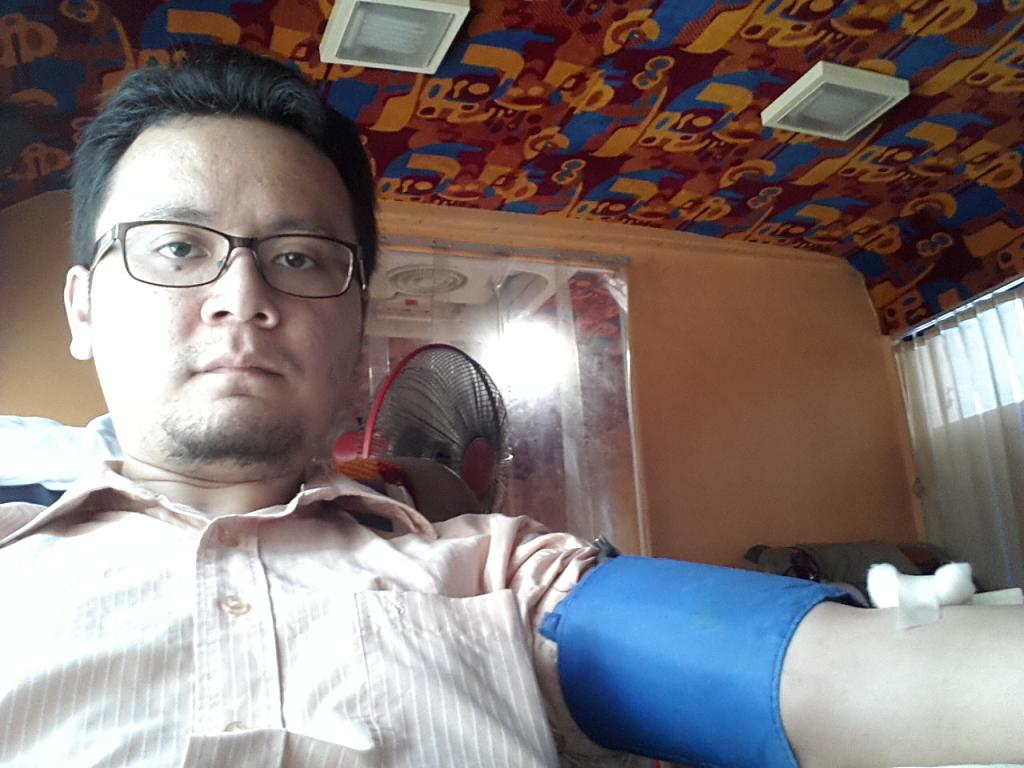 Keistimewaan penderma darah