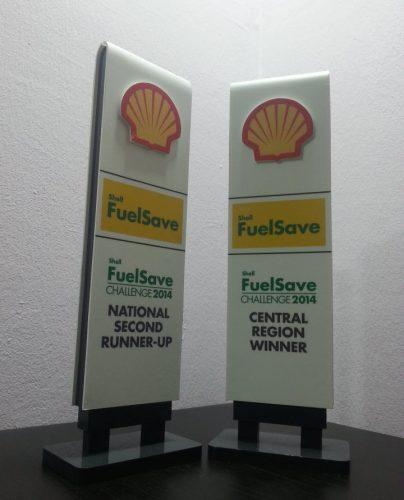 Shell FSC 2014 award