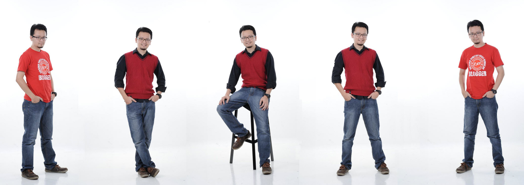 Hafiz Rahim-Model Lelaki Kacak