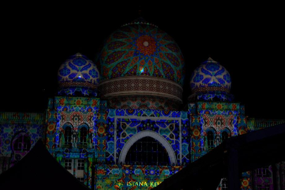 Gambar menarik LAMPU Light Of Motion Putrajaya 2014