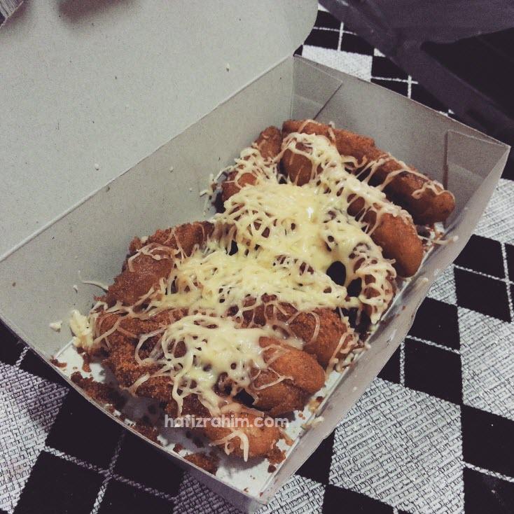 Pisang Cheese Jakarta
