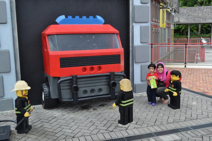 Lego Bomba