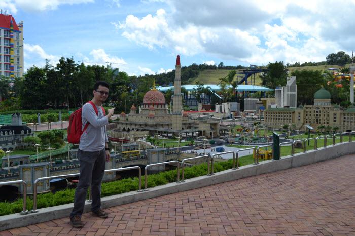 Lego Landskap Putrajaya