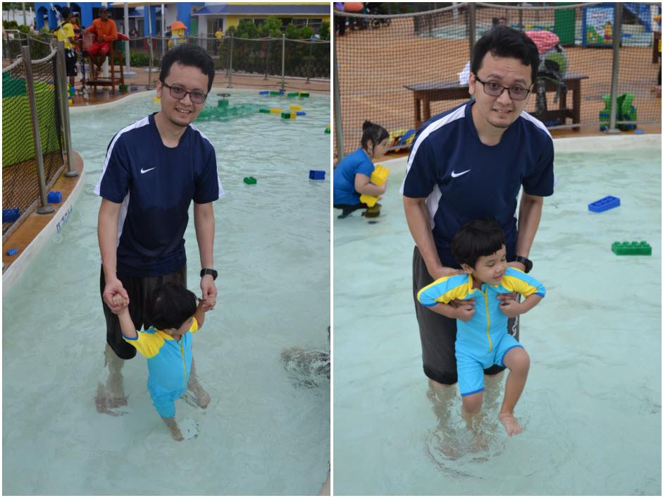 Legoland Water Park - DUPLO® Splash Safari - Hafiz Rahim