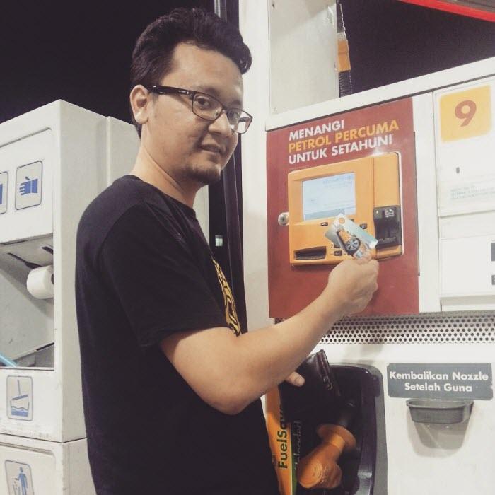 Shell EasiGO American Express