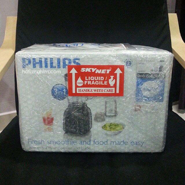 Philips Blender + Mini Chopper - Lamido