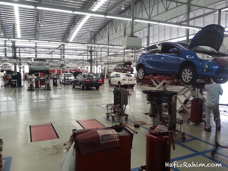 Toyota Servis Centre Balakong