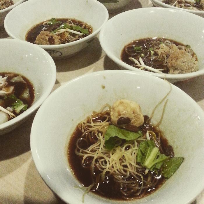 Bangi Boat Noodle