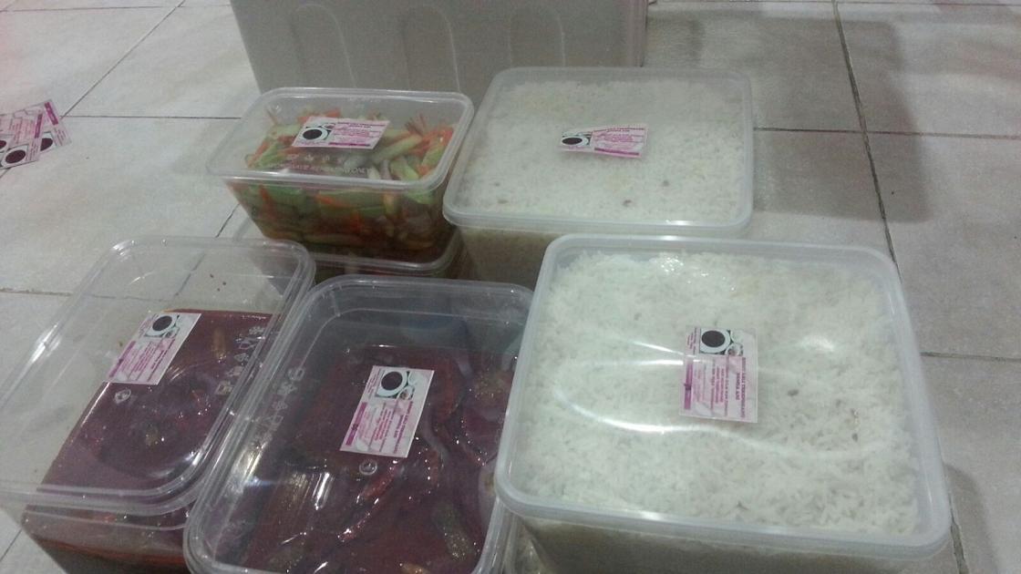Nasi dagang Bonda Ani Terengganu