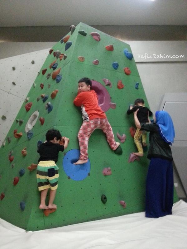 Wall Climbing Putrajaya